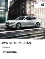 740iA Automático 2013 - BMW Manual de instrucciones integrado ...