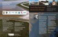 here - South Bay Salt Pond Restoration Project