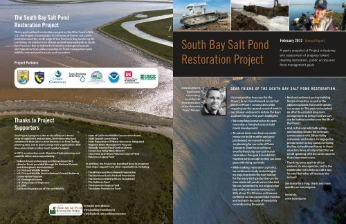 here - South Bay Salt Pond Restoration Project