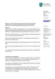 19a og 19b tilladelse vedr. etablering af ensilageplads ...