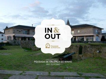 In & Out da Pousada de Valença do Minho - Pousadas de Portugal