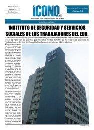 instituto de seguridad y servicios sociales de los trabajadores del edo.