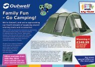 Family Fun - Go Camping! - National Family Week