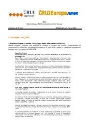 scarica formato pdf sezione istruzione e cultura - Crui