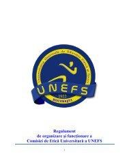 Regulament de organizare şi funcŃionare a Comisiei de Etică ...