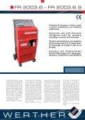 Sistemi trattamento refrigeranti A/C Air conditioning ... - Wertherint.de - Page 5