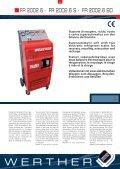 Sistemi trattamento refrigeranti A/C Air conditioning ... - Wertherint.de - Page 7