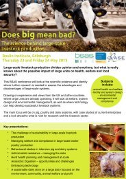 scale conference flier1 copy - The British Society of Animal Science