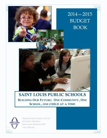 SLPS Budget Book 201415