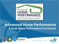 HOME ENERGY Part 1 (Click to view) - Solar Sonoma County