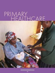 Primary healthcare - CSIR