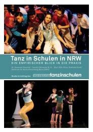 abstract »tanz in schulen in nrw - bundesverband tanz in schulen