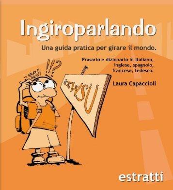 Ingiroparlando estratti - Laura Capaccioli