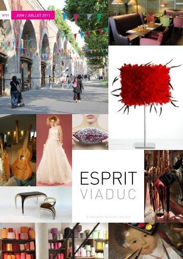 ESPRIT - Viaduc des Arts