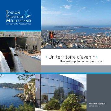 Un territoire d'avenir - Communauté d'Agglomération Toulon ...