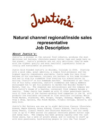 Associate Sales Representative Job Description