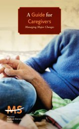 A Guide for Caregivers - the Exchange