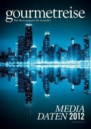 MEDIA DAtEn 2012 - Gourmetreise