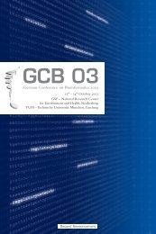GCB 03 - Technische Universität München