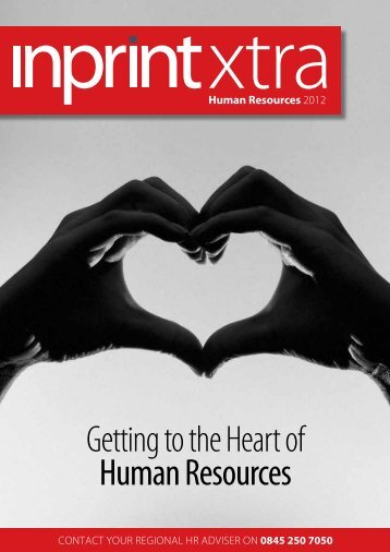 Getting to the Heart of Human Resources - British Printing Industries ...