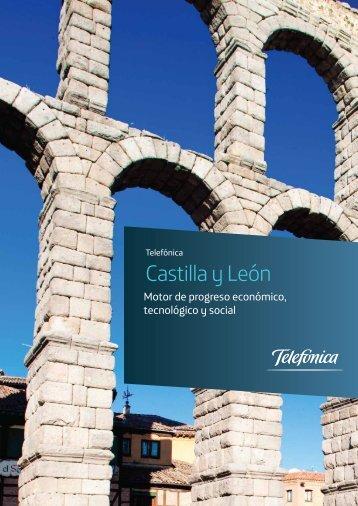 Castilla y León - Atlas de Telefónica