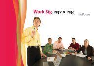 Télécharger la brochure commerciale Infocus IN34 - Lampe ...