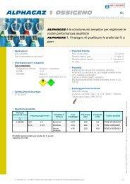 ossigeno alphagaz 1 - Air Liquide Italia