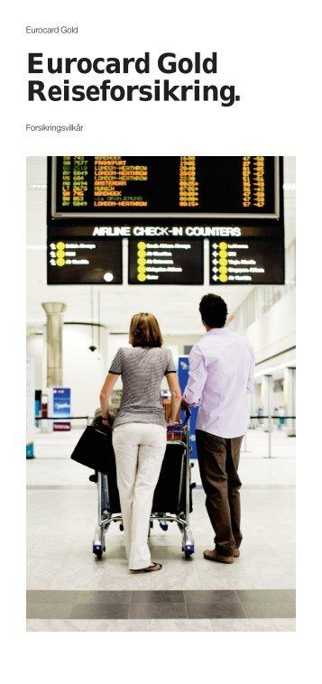 Eurocard reiseforsikring