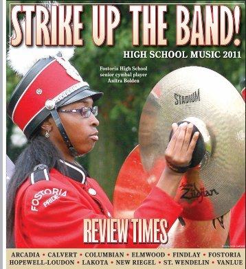 HIGH SCHOOL MUSIC 2011