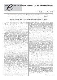 nr 12 (2) lato 2008 - Instytut Filozofii UJ w Krakowie