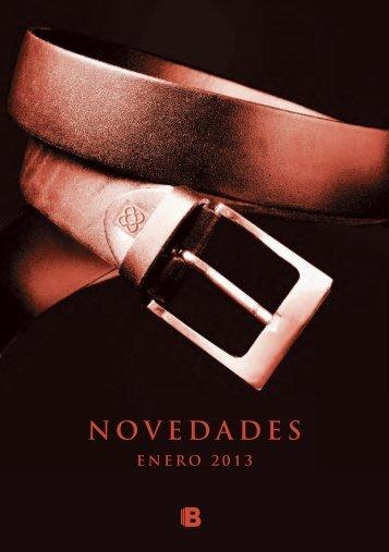 Novedades Enero 2013 Ediciones B
