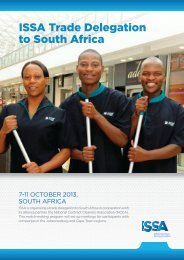 ISSA Trade Delegation to South Africa