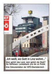 Raiffeisen - KPÖ Oberösterreich