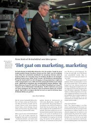 'Het gaat om marketing, marketing - Twentevisie