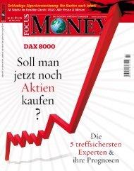 Vollständigen Artikel lesen   PDF - Deutsche Aktien Total Return