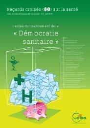 Regards croisés sur la santé - CISS Bretagne