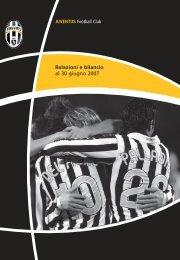 2007 06 30 Juventus bilancio