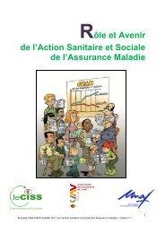 Rôle et Avenir de l'Action Sanitaire et Sociale de l ... - CISS Bretagne
