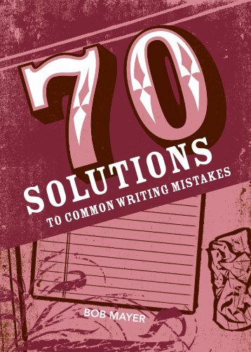 SOLUTIONS - Writer's Digest