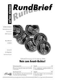 Nr. 1/2004 - Grüne Luzern