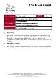 Commissioning Change Plan.pdf - Bromley Partnerships