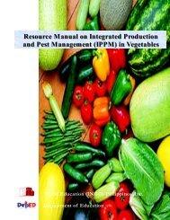 (IPPM) in Vegetables - Vegetableipmasia.org