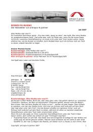 Wodka oder was – Juli 2007 - antropov.de