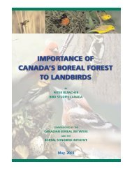 Download Report - Bird Studies Canada