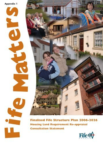 Finalised Fife Structure Plan 2006-2026 - Home Page