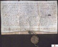 Testimonio notarial de la Justicia de Elche, de la entrega a los ...