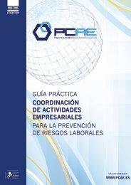 guía práctica coordinación de actividades empresariales para