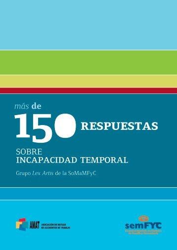 Más de 150 preguntas sobre Incapacidad Temporal - Umivale