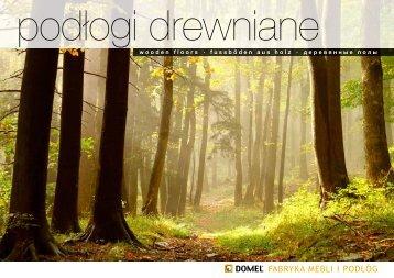 скачать каталог (pdf) - Domelpodlogi.pl