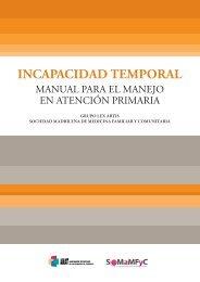 incapacidad temporal - samFYC. Sociedad Asturiana de Medicina ...
